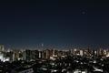 [星][空][雲][東京][朝]2019-01-18 06:34 金星と木星