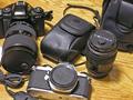 [カメラ]フィムムカメラ(PENTAX ME・MZ5・Espio)