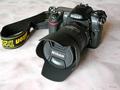 [カメラ]Nikon D200