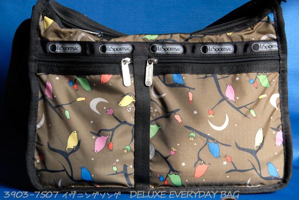 イヴニングソング Deluxe Everyday Bag