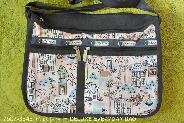 ハムレット Deluxe Everyday Bag