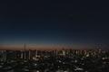 [星][空][雲][東京][朝]2019-01-29 05:50 金星と木星