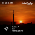 [Instaweather]2019-01-28