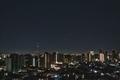 [星][空][雲][東京][朝]夜明けの金星と木星 2019-02-02 04:15