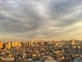 [空][雲][東京][夕暮れ]2019-02-03 16:43