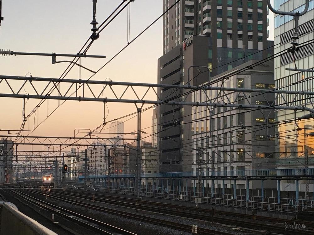 秋葉原駅(2019-02-06 17:11)