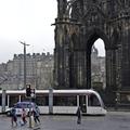 [路面電車][電車][スコットランド][英国]エディンバラ(2014-04-01)