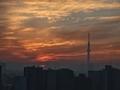 [空][雲][東京][朝][日の出]2019-02-20 06:27