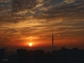 [空][雲][東京][朝][日の出]2019-02-20 06:32