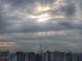 [空][雲][東京][朝]2019-02-25 07:28