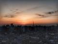 [日の出][空][雲][東京][朝](2019-02-27 06:23)