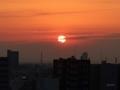 [日の出][空][雲][東京][朝](2019-02-27 06:25)