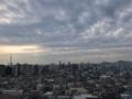 [天使の梯子][空][雲][東京][朝](2019-02-27 08:11)