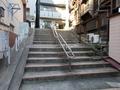 [東京][階段]宮沢賢治旧居跡近くの文京区 2019-02-23