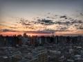 [日の出][空][雲][東京][朝]2019-03-12 05:59