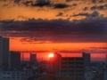[日の出][空][雲][東京][朝]2019-03-12 06:00
