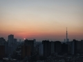 [日の出][空][雲][東京][朝]2019-03-13 06:00