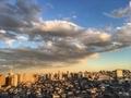 [夕暮れ][空][雲][東京][朝]2019-03-13 17:27