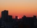 [日の出][空][雲][東京][朝]2019-03-14 05:54