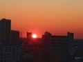 [日の出][空][雲][東京][朝]2019-03-14 05:56