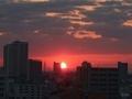 [日の出][空][雲][東京][朝]2019-03-15 05:56