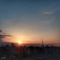 [空][雲][東京][朝]2019-03-17 06:08