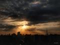 [空][雲][東京][朝]2019-03-25 06:16