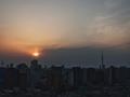 [空][雲][東京][朝]2019-03-28 05:57