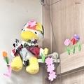 [東京][街角][ゆるキャラ]お花見すがもん(2019-03-20)