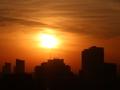 [日の出][空][雲][東京][朝]2019-04-05 05:40