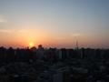[日の出][空][雲][東京][朝]2019-04-06 05:36