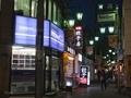 [東京][夜][街角][Nighthawks]駒込銀座(2019-03-02)