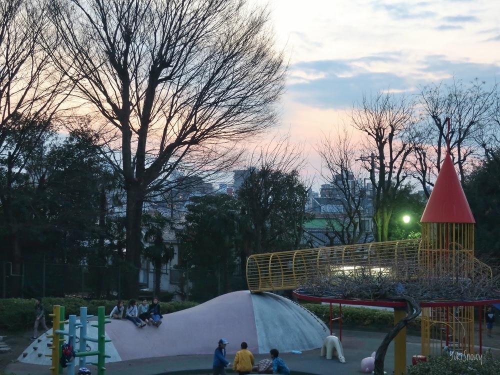 北区立 田端公園 (へび山公園)(2019-03-02 17:46)