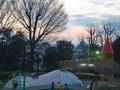 [東京][公園][夕暮れ]北区立 田端公園 (へび山公園)(2019-03-02 17:46)