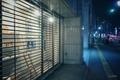 [東京][夜][路地][Nighthawks]本駒込(2019-04-13 21:09)