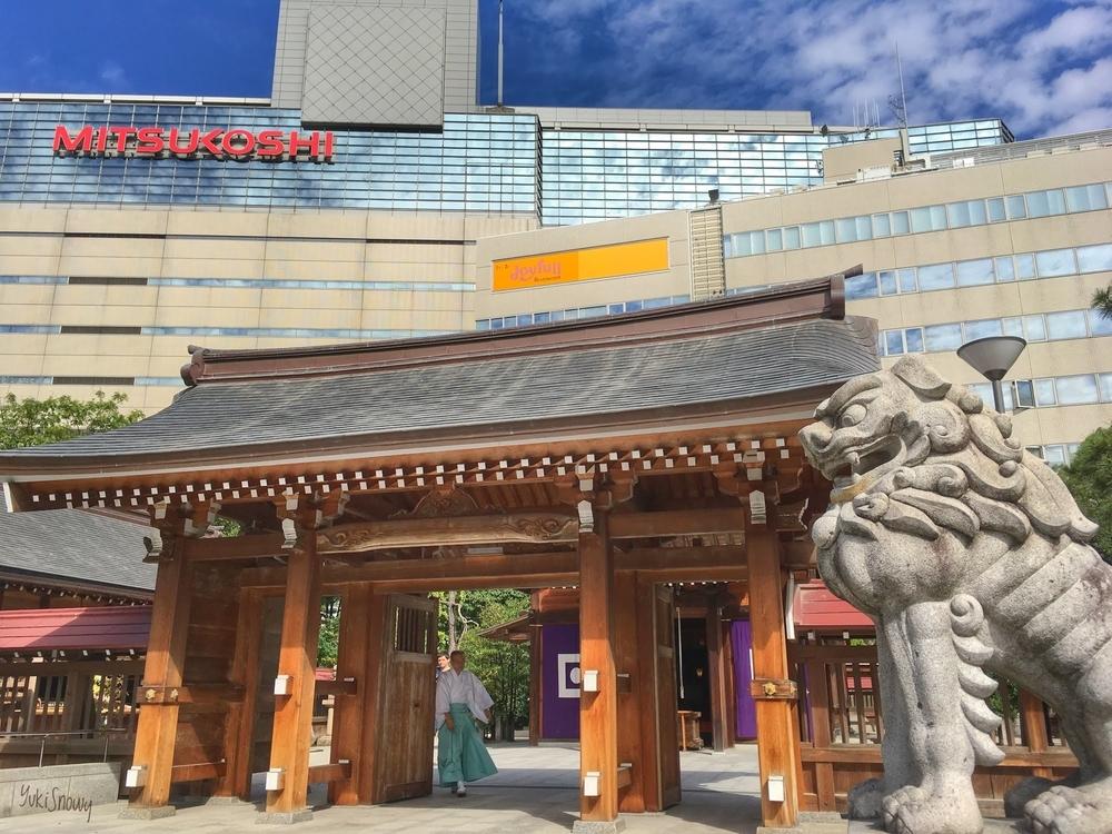 警固神社(2016-10-14)