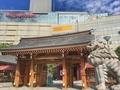 [福岡][神社][狛犬]警固神社(2016-10-14)