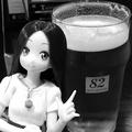 [ドール][ビール]2019-04-19 18:05