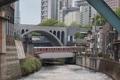 [東京][橋][川]昌平橋から聖橋(2019-04-19 16:32)