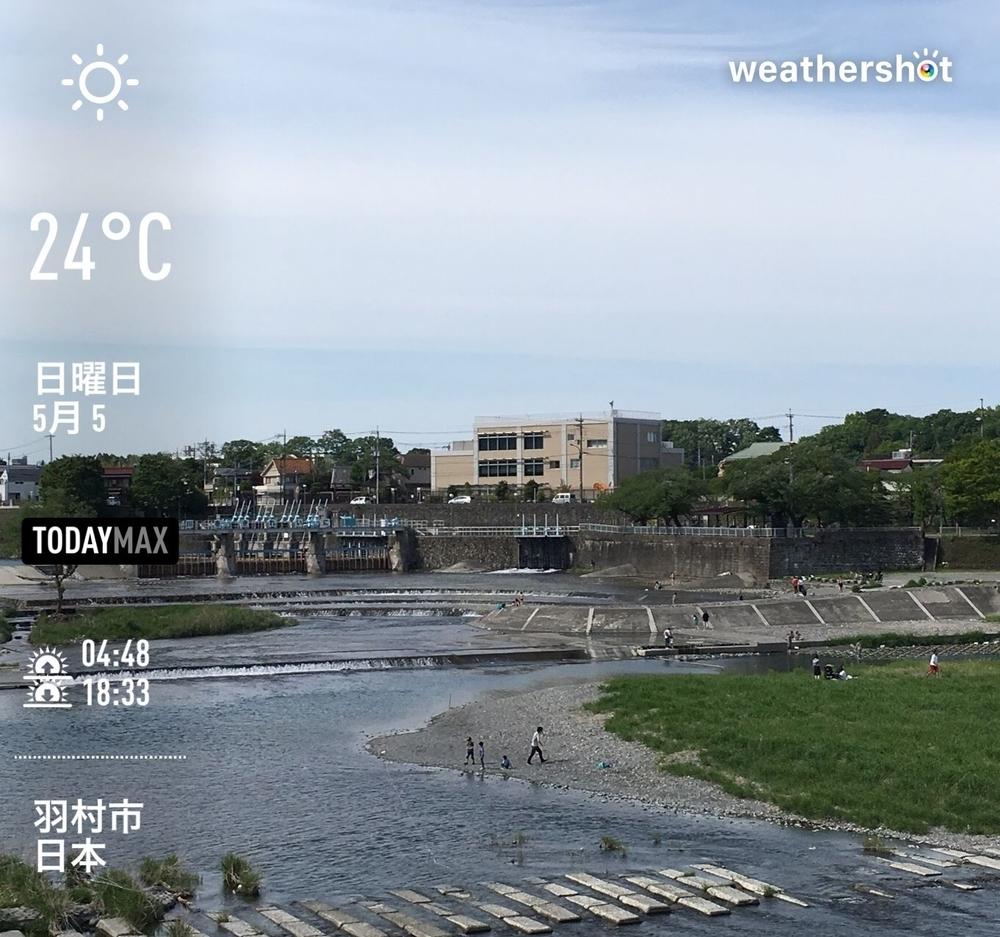 WeaterShot(2019-05-05 羽村市)