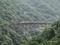 第一白川橋梁を行くトロッコ列車ゆうすげ号(2015-06-01 14:53)