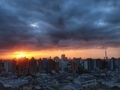 [日の出][空][雲][東京][朝]2019-05-16 04:47