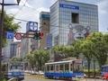 [熊本][街角][電車]2013-05-26 11:35