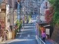 [東京][坂][谷根千]あかじ坂@谷中2丁目(2019-05-17)
