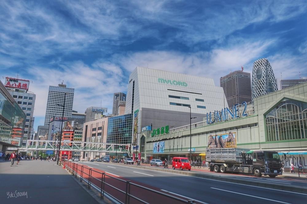 新宿(2019-05-22 10:42)