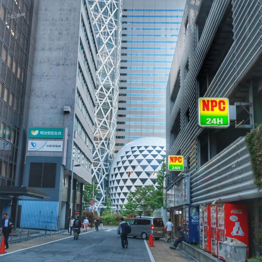 新宿(2019-05-22 17:19)