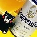 [ビール][くまモン]ヒューガルデン(2019-05-25)