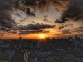 [日の出][空][雲][東京][朝]2019-05-30 04:40