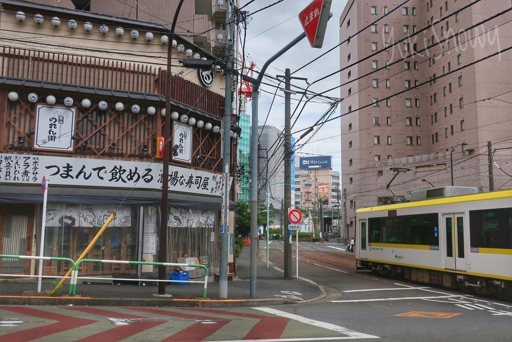 荒川線@北大塚(2019-05-20)