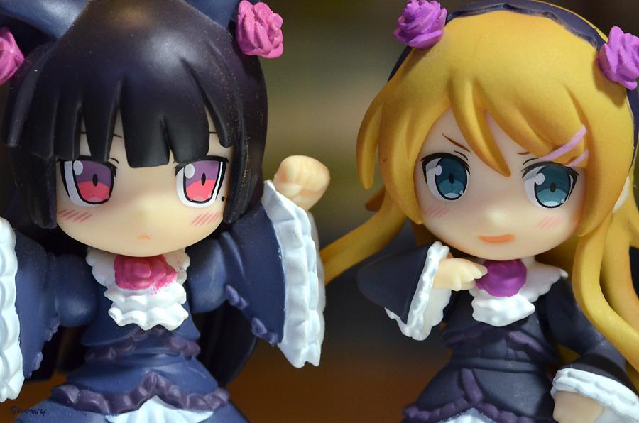 黒猫&桐乃